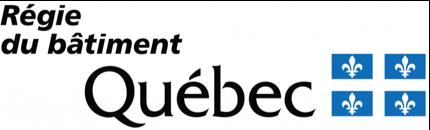 Logo Régie du bâtiment Québec